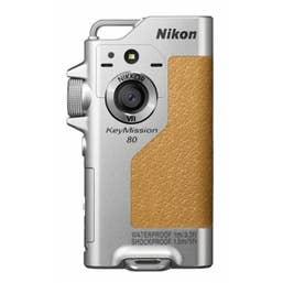 Nikon KeyMission 80 - Silver