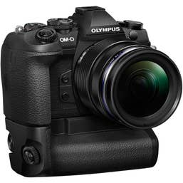 Olympus HLD-9 Power Battery Grip for the OM-D E-M1 Mark II