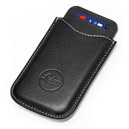 Leica SD and Credit Card Holder in Black  -  18538