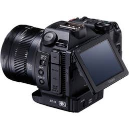 Canon XC15 4K Professional Camcorder