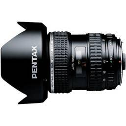 Pentax smc FA 645 33-55mm f/4.5 AL Lens