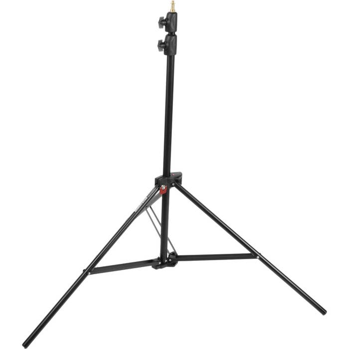 Stand Lighting Compact Black Alum Air Cush Stackable MANFROTTO
