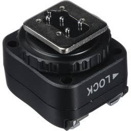 Metz Hot Shoe Adapter for Nikon TSC-20