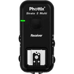 Phottix Strato II Multi 5-in-1 Receiver only for Canon