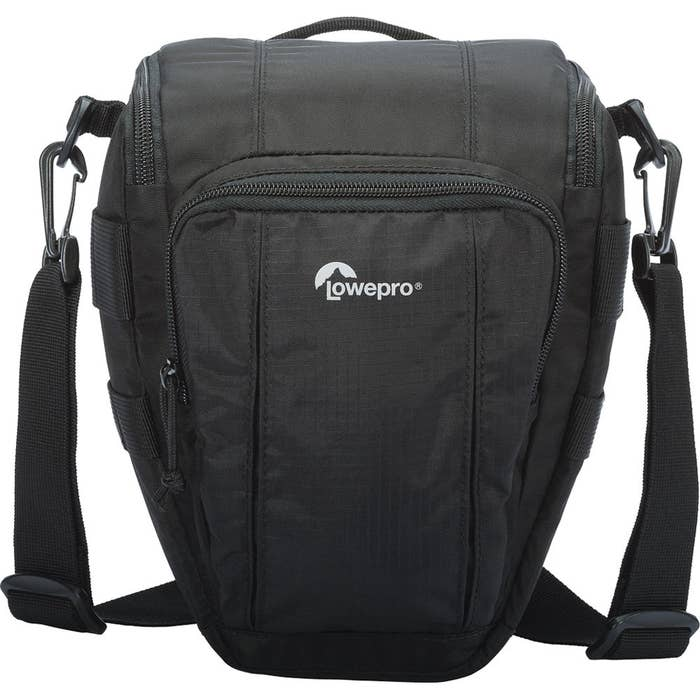 Lowepro Toploader Zoom 50 AW II - Black   (680830)
