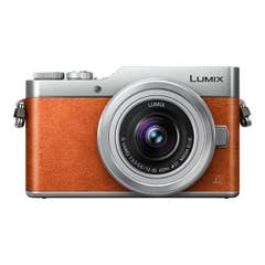 Panasonic Lumix DC-GX850 Single Lens Kit with 12-32mm Lens - Orange