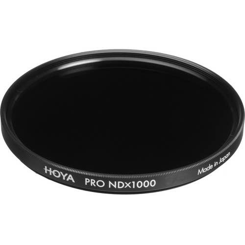 Hoya 52mm Pro ND1000 Neutral Density Filter   (10 Stops)