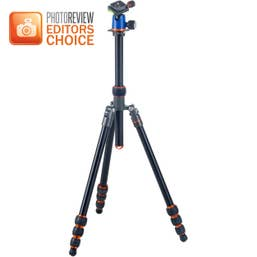 3 Legged Thing Travis Aluminum Travel Tripod with AirHed Neo Ball Head