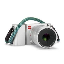 Leica Rope Strap – Oasis 126cm length - Metal O-Ring Connector - designed by COOPH