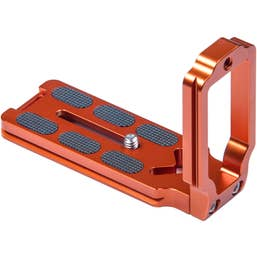 3 Legged Thing 3 QR11 LC  Quick Release Plate and L-Bracket (Copper)