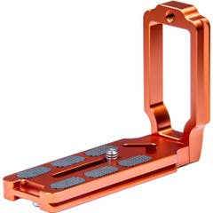 3 Legged Thing - QR11 L Bracket Copper - Standard
