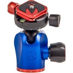 3 Legged Thing Equinox Winston Carbon Fiber Tripod with AirHed 360 Ball Head Blue