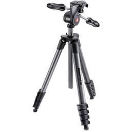 Manfrotto Tripod Compact Advanced Black 2 Way Head incl Carry Bag