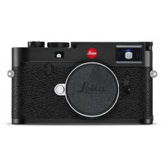 Leica M10 Black Camera Body (black)