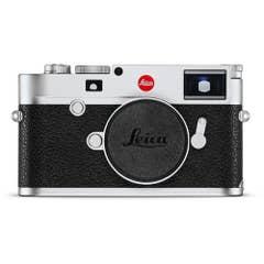 Leica M10 Silver Camera Body (silver)