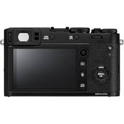 Fujifilm X100F Digital Camera - Black