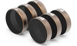 Polarpro Cinema  Filters  6-pack DJI Phantom PRO-4