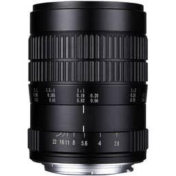 Laowa 60mm f/2.8 2X Ultra-Macro Lens for Canon EF