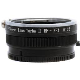 Mitakon Turbo EF to NEX MKII Adaptor Lens Canon EF to Sony NEX