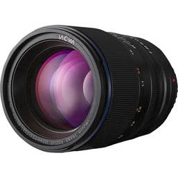 Laowa Venus Optics 105mm f/2 Smooth Trans Focus Lens for Canon EF