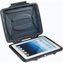 Pelican 1065CC Hardback Case for Select Tablets up to 10 inch (Black)