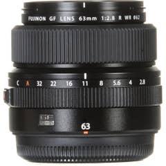 FujifilmGF 63mm f/2.8 R WR Lens