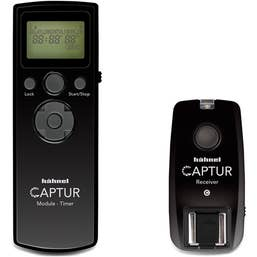 Hahnel Captur Timer Kit for Canon DSLR Cameras