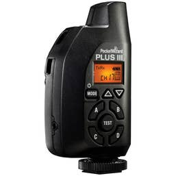 PocketWizard Plus III Transceiver Black (433MHz)