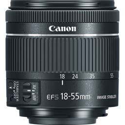 Canon EF-S 18-55mm f/4-5.6 IS STM (Series II) - No Box