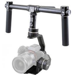 Feiyu-Tech MG V2 Mirrorless Camera 3 Axis Gimbal - with Dual Arms