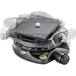 Gitzo Series 3 Panoramic Disc with D Profile Quick Release