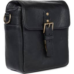 ONA Bond Street Leather Camera Bag (Black)
