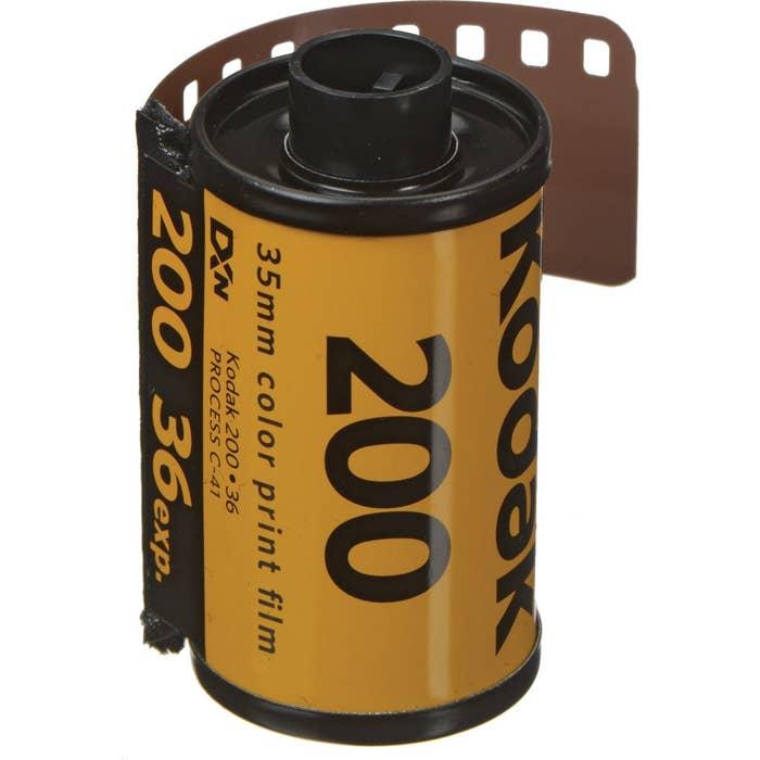 Kodak Gold 200 35mm 36exp Film