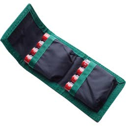 Think Tank Photo 8 AA Battery Holder (Black with Green Trim)