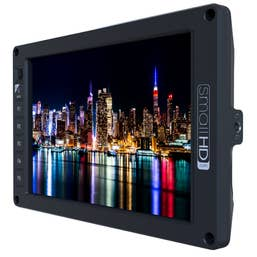 SmallHD 702 OLED On-Camera Monitor with Wide Colour Gamut