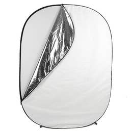 Xlite 1.5m x 2m 5 in 1 Reflector Set  (White/Black/Silver/Gold/Translucent)