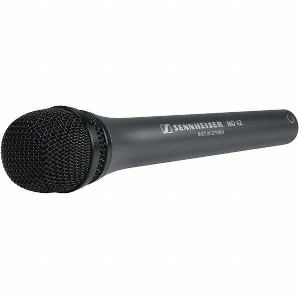 Sennheiser MD 42 Handheld Microphone for Reporters