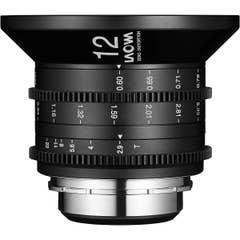 LAOWA 12mm T/2.9 ZERO-DArri PLLens
