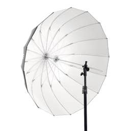 Xlite Deep Parabolic Black / White Umbrella 85cm