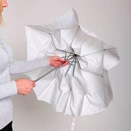Xlite Trifold Translucent Umbrella 90cm