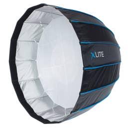 Xlite 90cm Deep Parabolic Octa Softbox Fits Elinchrom