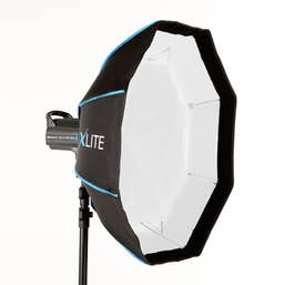 Xlite 70cm Beauty Dish Softbox + Grid & Deflector Fits ProFoto