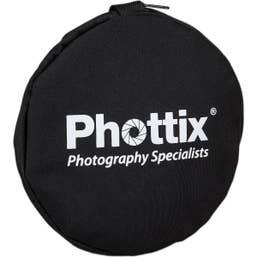 Phottix - 5 in 1 Premium Reflector w/ Handles - 80cm