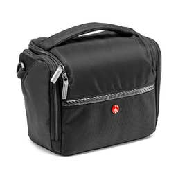 Manfrotto Advanced Camera Shoulder Bag A5 for DSLR/CSC (Black)