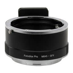 FotodioX Pro Lens Mount Adapter, Mamiya to Fujifilm G-Mount