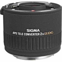 Sigma APO Teleconverter 2.0x Ex DG for Canon