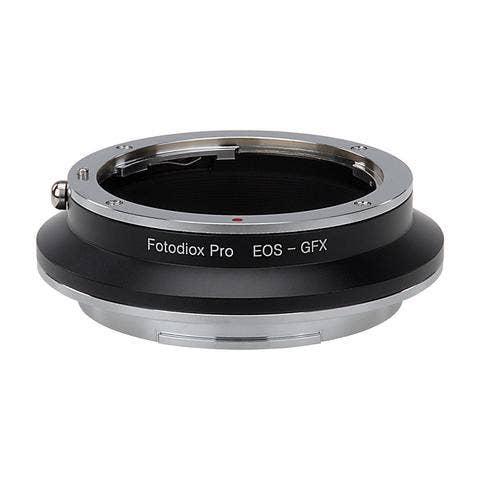 FotodioX Pro Lens Mount Adapter, Canon EOS to Fujifilm G-Mount