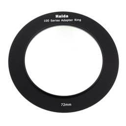 Haida 100 Series Adapter Ring - 72mm