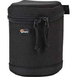 Lowepro Compact Zoom Lens Case 8x12cm - Black