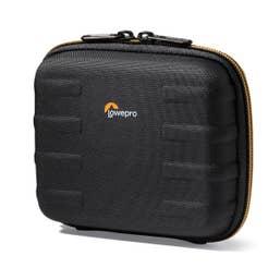 Lowepro Santiago 30 II Camera Case (Black/Orange)